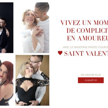 UN SHOOTING PHOTO COUPLE : VOTRE CADEAU POUR LA ST VALENTIN