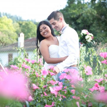SHOOTING COUPLE MARIAGE : PUTRI & JULIEN