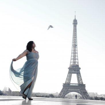 UN SHOOTING À PARIS AVEC SAM